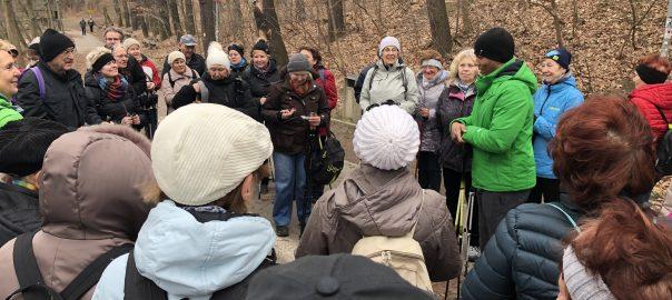 Pozvání na první Nordic Walking